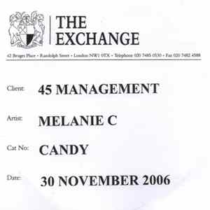 Melanie C - I Want Candy Album