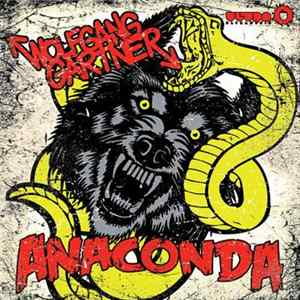 Wolfgang Gartner - Anaconda Album