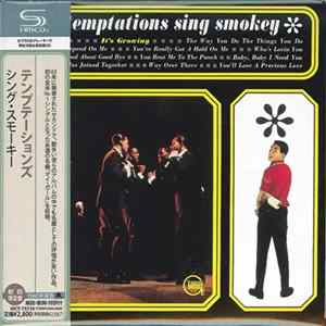 The Temptations - The Temptations Sing Smokey Album