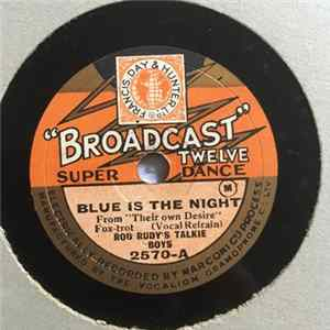Rod Rudy's Talkie Boys - Blue Is The Night / Handsome Gigolo Album