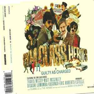 Gym Class Heroes, Estelle - Guilty As Charged Album