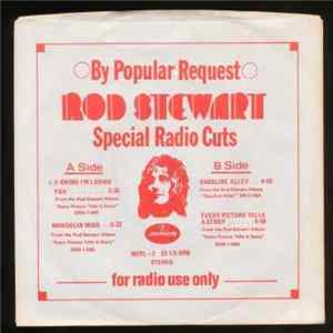 Rod Stewart - (I Know) I'm Losing You / Mandolin Wind Album