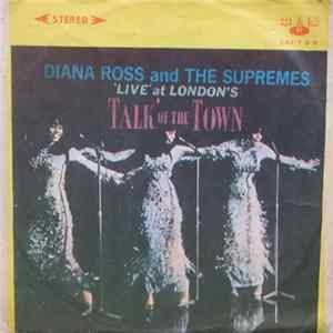 Diana Ross And The Supremes - 'Live' At London's Talk Of The Town Album