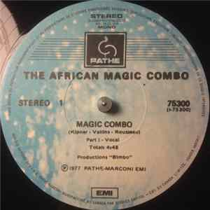 The African Magic Combo - Magic Combo Album
