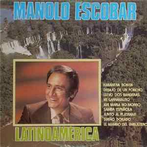 Manolo Escobar - Latinoamérica Album