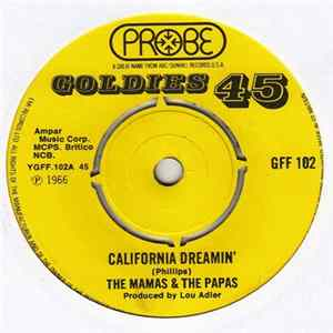 The Mamas & The Papas - California Dreamin' / Dedicated To The One I Love Album