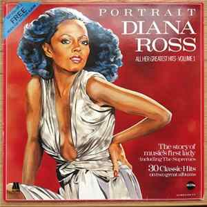 Diana Ross - Portrait - All Her Greatest Hits Volume 1 & 2 Album