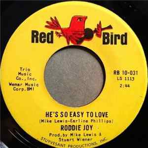 Roddie Joy - The La La Song / He's So Easy To Love Album