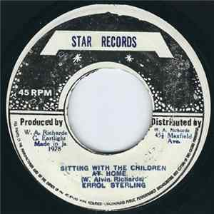 Errol Sterling - Sitting With The Children At Home Album