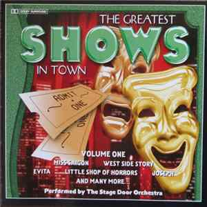 The Stage Door Orchestra - The Greatest Shows In Town Volume One Album