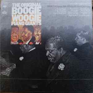 Various - The Original Boogie Woogie Piano Giants Album