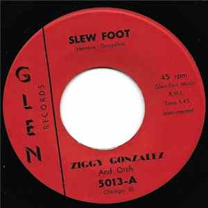 Ziggy Gonzalez - Slew Foot Album
