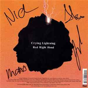 Arctic Monkeys - Crying Lightning Album