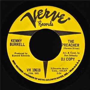 Kenny Burrell - The Preacher / Burning Spear Album
