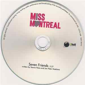 Miss Montreal - Seven Friends Album