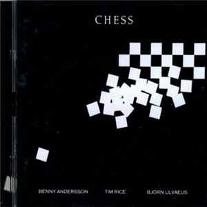 Benny Andersson, Tim Rice, Björn Ulvaeus - Chess Album