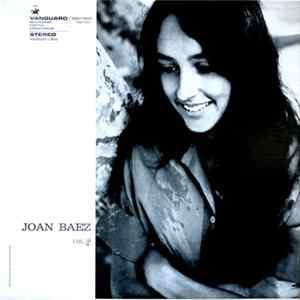 Joan Baez - Joan Baez Vol. 2 Album