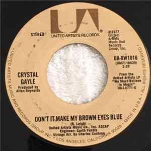 Crystal Gayle - Don't It Make My Brown Eyes Blue Album