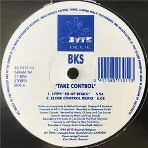 BKS - Take Control / I'm In Love With You Album