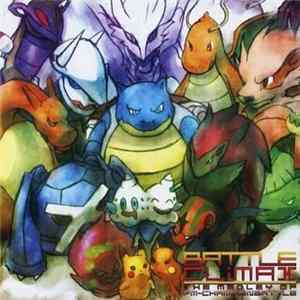 hapi⇒ - Battle Climax - The Medley of PM-Championbattle Album