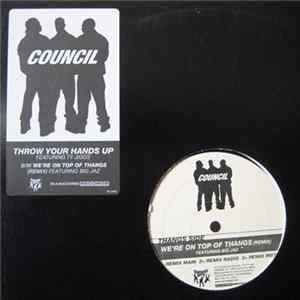 Council - Throw Your Hands Up Album