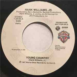 Hank Williams, Jr. - Young Country Album