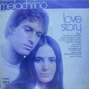 "The Melachrino Strings - Theme From ""Love Story"" Played By The Melachrino Strings Album"