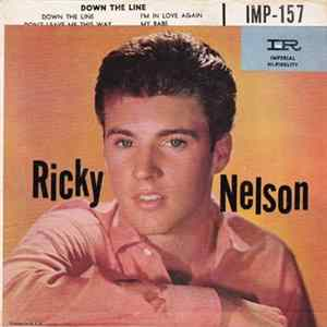 Ricky Nelson - Ricky Nelson Vol 2 (Down The Line) Album