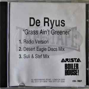 De-Ryus - Grass Ain't Greener Album