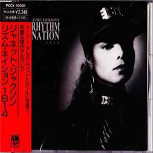 Janet Jackson - Rhythm Nation 1814 Album