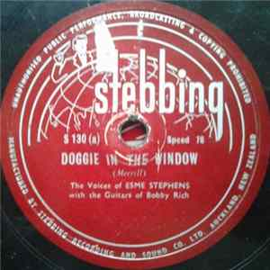 Esme Stephens - Doggie In The Window / Side By Side Album