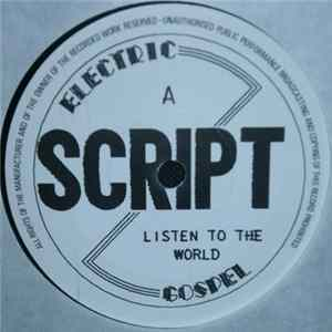 Script - Listen to the world Album