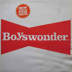 Boys Wonder - Eat Me Drink Me Album